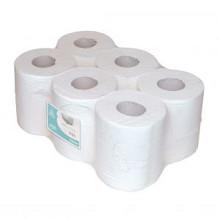 Poetspapier medi 100% cellulose 21cmx300mtr 6 stuks