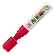 Krijtstift posterman PMA-120 rood dik 7 - 15mm