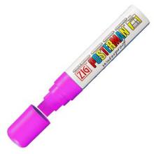 Krijtstift posterman PMA-120 roze dik 7 - 15mm