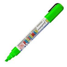 Krijtstift posterman PMA-50 beitelpunt 2-6mm fluor groen