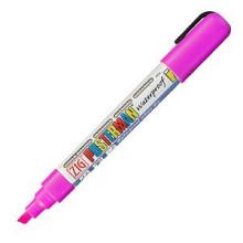 Krijtstift posterman PMA-50 beitelpunt 2-6mm roze