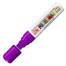 Krijtstift posterman PMA-120 paars dik 7 - 15mm