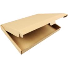 Brievenbusdoos - postpack A4 310x220x28mm bruin - per stuk