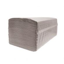 Handdoek z-vouw 25x23cm naturel 5004 stuks