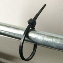 Cable-ties 540x7.6 zwart 100st