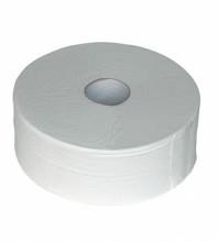 Toiletpapier B240038 jumbo 380 meter 2 laags 6 rollen