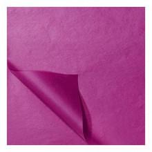 Zijdevloei papier 50x75cm 22gr 100 vel Violet