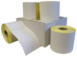 Thermisch etiket 101x150mm 300 stuks ( a6 )