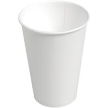 Koffiebeker karton wit 180cc wit 100 stuks