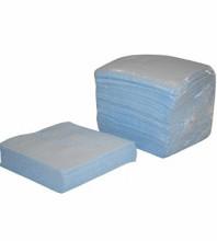 Huishouddoek blauw 140gram 38x40cm 200 stuk