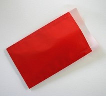 Cadeauzakjes 12x19cm 200 stuks rood