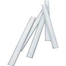 Wikkelstrip- twist clip papier 10cm wit 1000 stuks