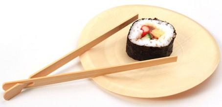 Chopsticks sushi bamboe 18cm 100 stuks