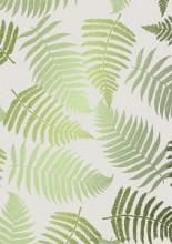 Cadeaupapier 50cm K601565-5 FERN METALLIC GREEN