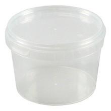 pp cups met sluitzegel in deksel 365 ml transp. 415 st.