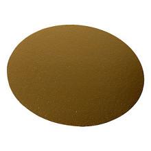 Pizzakarton / taartkarton / taartbodem  16cm 250 stuks goud