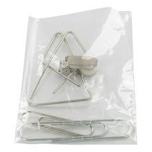Plastic zakjes pp 100x150mm 30my 100 stuks