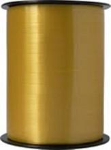 Krullint paperlook 10mm x 250 meter kleur 6 goud