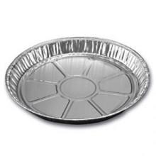Schaal aluminium rond 20cm 300 stuks
