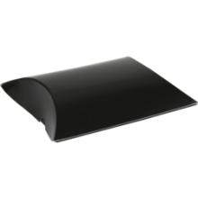 Gondeldoos 245x150x30mm, zwart 50 stuks
