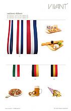 Nations lint 50mx10mm Nederland