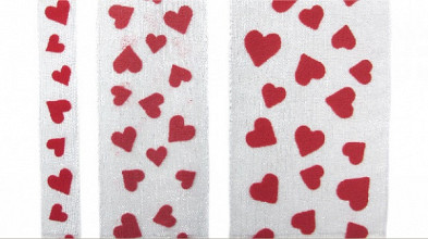 Lint valentijn Lovable  15m x 25mm