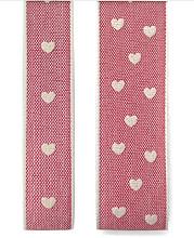 Lint valentijn tweed love  15m x 25mm