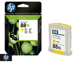 Inkcartridge HP C9393AE nr.88XL geel