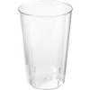 Glas limonade PS 200cc HOOG MODEL  transparant 25 stuks