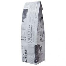 Wijnblokbodemzak -Franse krant- 250 stuks