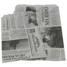 Cadeauzakjes 14x19cm 1.000 stuks Franse krant