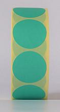 Sluitzegel / sticker / etiket rond 30mm 1000 stuks MINT