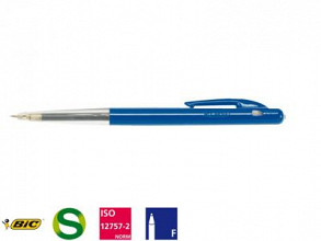 Balpen Bic M10 blauw fijn