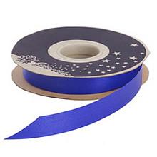 Krullint Poly seta  19mm x x100y blauw - 01