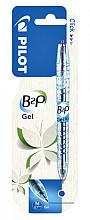 Gelschrijver PILOT B2P Begreen blauw 0.4mm blister à 1 stuk