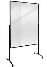 Scheidingswand + transparant board Legamaster Premium Plus 150x120cm transparant 5mm