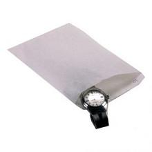 Papieren zak kraft 12x19cm 40 gram 1000 stuks wit gebleekt