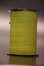 Krullint paperlook 7mm x 250 meter kleur 200 lichtgroen