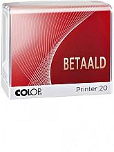 Woordstempel Colop Printer 20 betaald