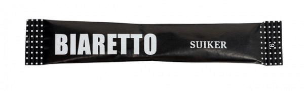Suikersticks Biaretto 4 gram 600 stuks