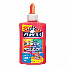 Kinderlijm opaque Elmer's 147ml roze