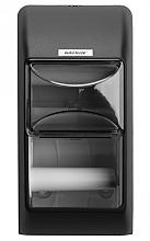 Dispenser Katrin 104452 toiletpapier standaard zwart