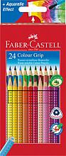 Kleurpotloden Faber Castell 2001 set à 24 stuks assorti