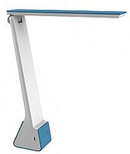 Bureaulamp MAUL Seven LED colour vario op accu atlantic blue