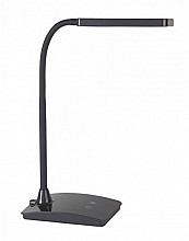 Bureaulamp MAUL Pearly LED colour vario dimbaar zwart