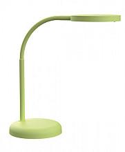 Bureaulamp MAUL Joy LED zacht groen
