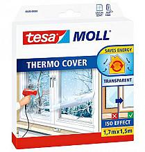 Isolatiefolie Tesa Moll 05430 voor ramen 1.5mx1.7m transparant