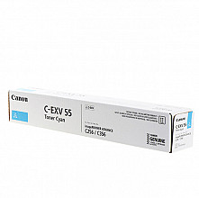 Tonercartridge Canon C-EXV 55 blauw