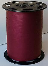 Krullint paperlook 10mm x 250 meter kleur 52 Bordeaux