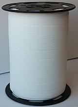 Krullint paperlook 10mm x 250 meter kleur 51 Wit